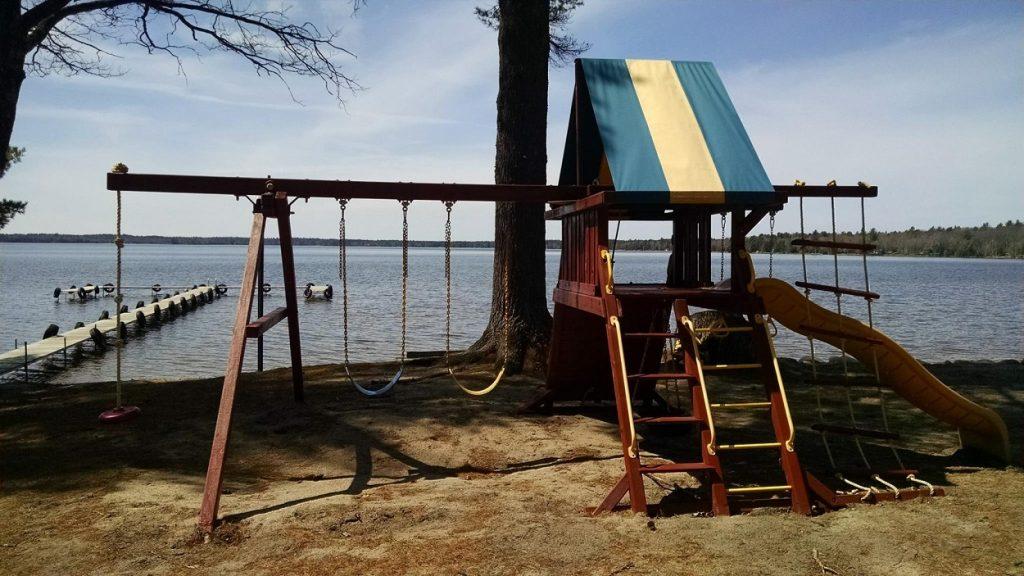 Deer Run Resort Playground