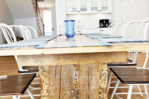 10 foot dining table ,